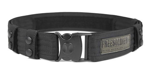 fornitura cinturón fajilla free soldier
