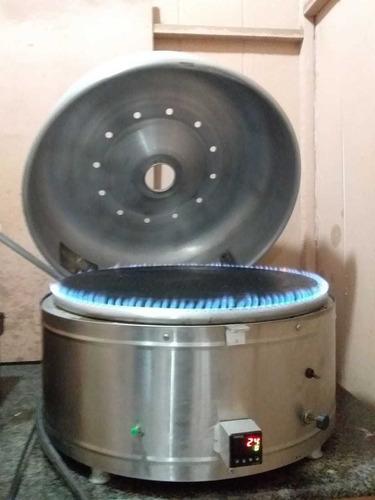 forno a gás para pizza 45 cm.  ideal para delivery!