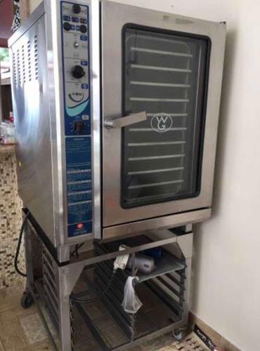 forno combinado industrial
