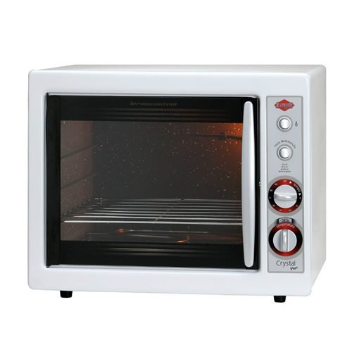 forno crystal plus branco 1750w - 110v