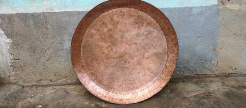 forno de cobre para torra farinha