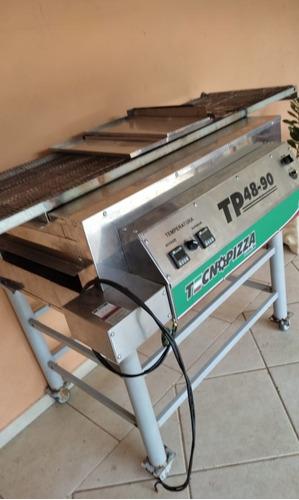 forno de esteira para pizza
