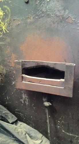 forno de passagem continuo p/ aço mola de porta e lateral