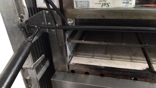 forno de pizza a gás