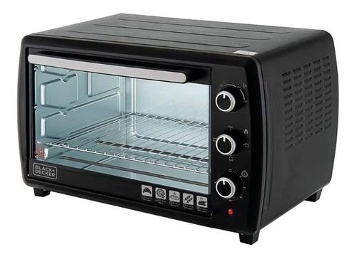 forno elétrico 50 litros 1800w black+decker 220v - ft50