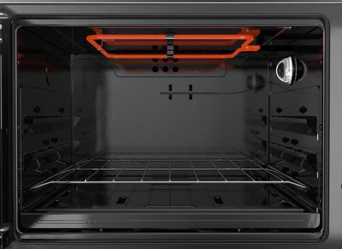forno elétrico de bancada atlas limpa fácil 220v