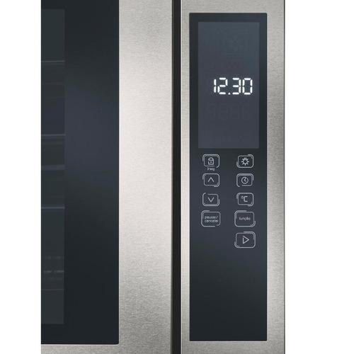 forno elétrico de embutir brastemp 105l 220v - boc90br