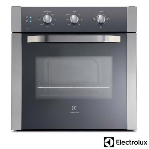 forno elétrico embutir electrolux 80 litros capacidade oe8mx