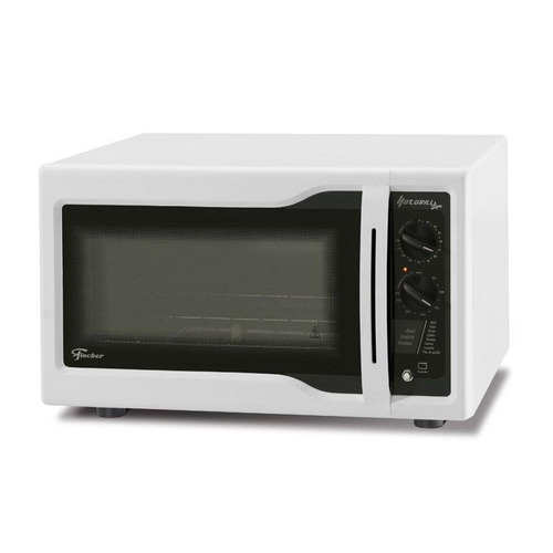 forno elétrico fischer hot grill line, 44 l branco 110 v