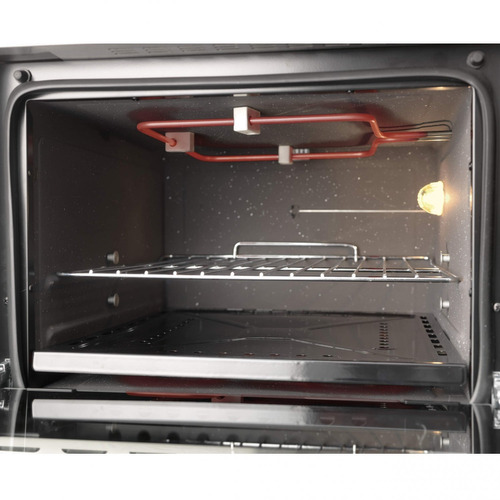 forno elétrico fit line embutir 44l fischer 127v inox ie
