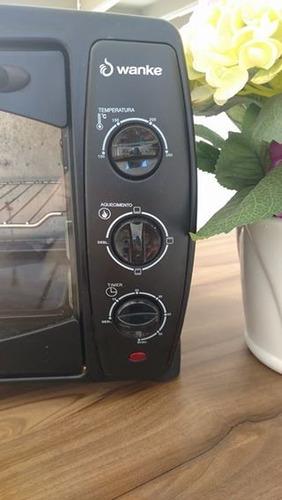 forno eletrico wanke 38 litros usado