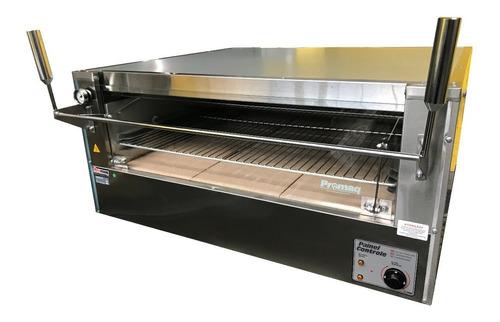 forno p/ pizza elétrico profissional 500º  90x90 proels500-4