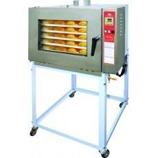 forno para pães turbo progás 5 esteiras a gás
