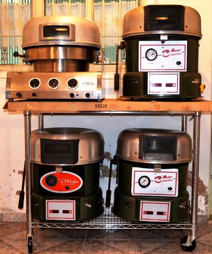 forno para pizzas di volpi - locação e manutenção