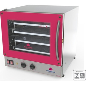 Forno Turbo Eletrico 4 Assad Fast Oven Progás Frete Grátis