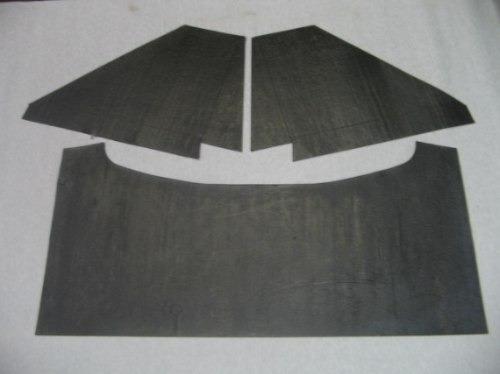 forração anti ruido motor fusca