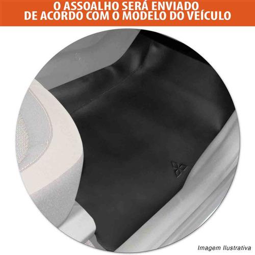 forração assoalho pajero dakar 11 a 15 eco acoplado preto