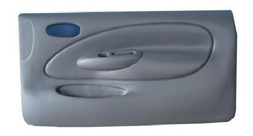 forração forro porta fiesta 96/02 2 pts dianteiro eletrico