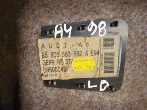 forração lateral lado direito audi a4 1998