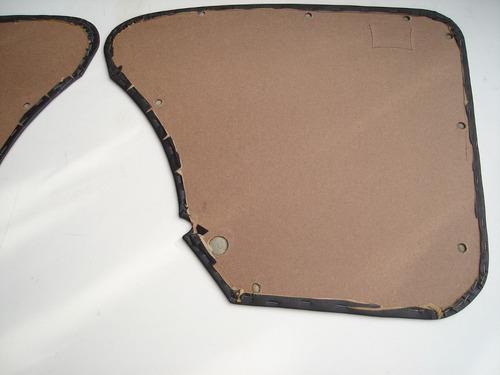 forração lateral traseira fusca até 1977 antiga
