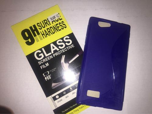 forro acrigel para blade l2 + vidrio templado