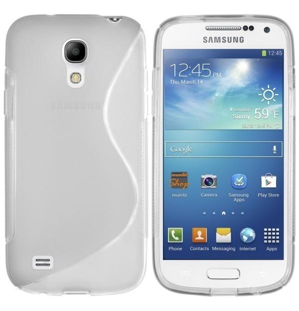600f3bbf014 Forro Acrigel Samsung Galaxy S4 Mini I9190 + Lamina Andeux - Bs. 10.999,99  en Mercado Libre