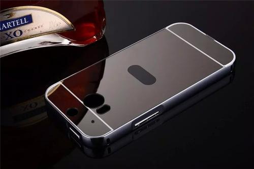 forro aluminio espejo htc m9 m10 530 816 oferta
