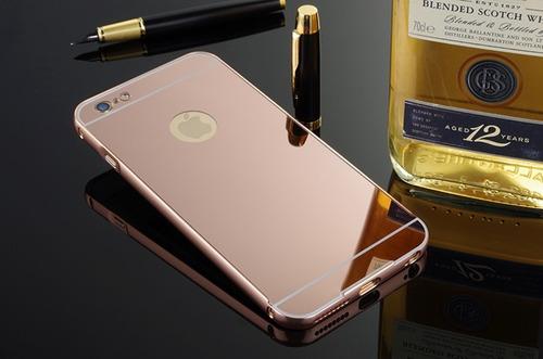 forro aluminio iphone