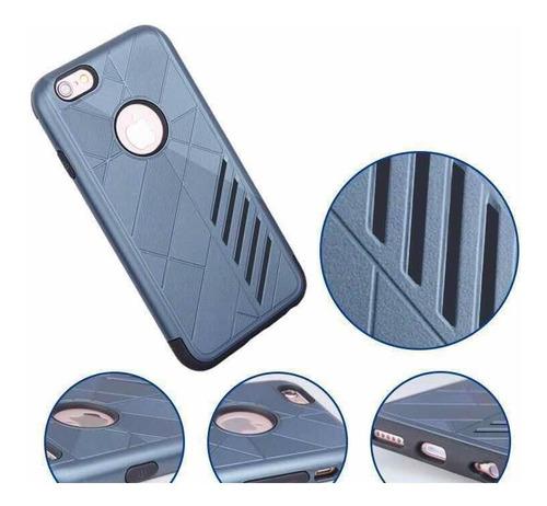 forro anti impactos iphone 7/ 6 / 4 / cod 44