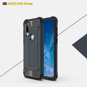 Forro Antigolpe Para Motorola Moto One Action