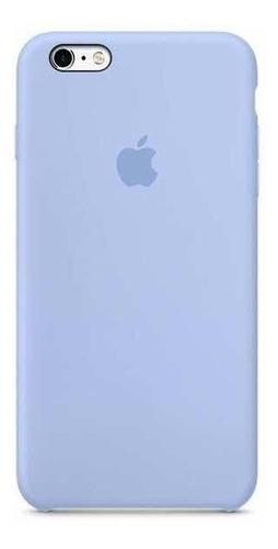 forro apple silicon iphone 6/6s 7/8, 8plus, x/xs