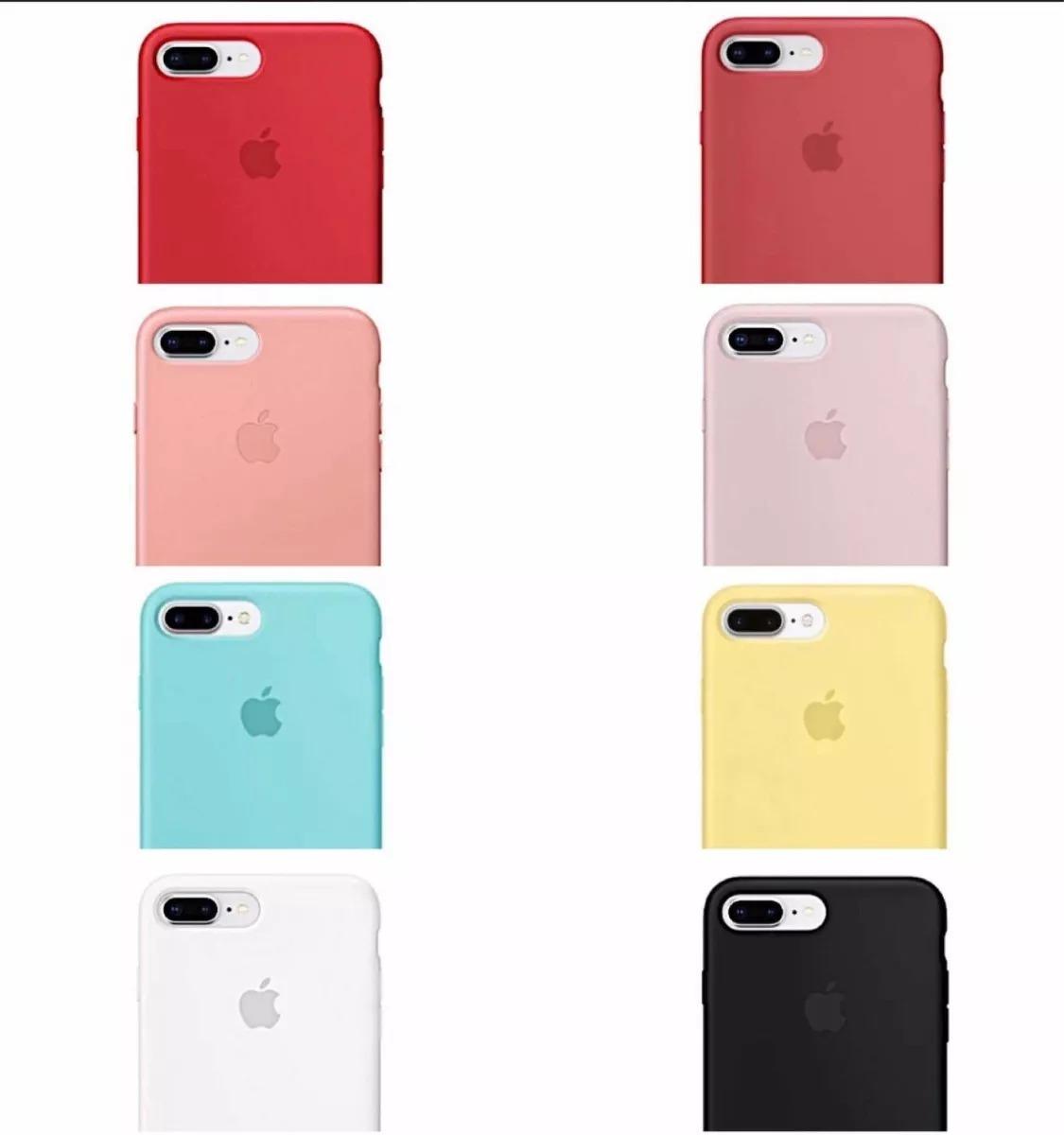 ed70893ae90 Forro Apple Silicone Iphone 6 6plus 6s 6s Plus Tienda Física - Bs ...
