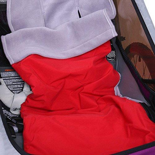forro asiento niño ajustable bolsa thule bunting