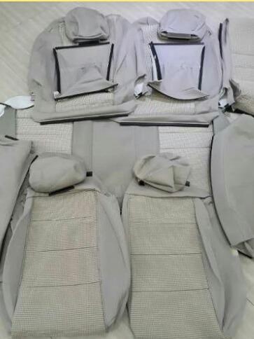 forro asientos chery orinoco y arauca origiinal