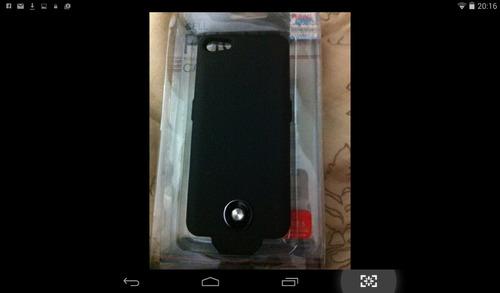 forro bateria externa iphone 5 s