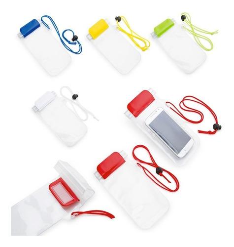 forro bolsa estuche sumergible agua impermeable todo celular