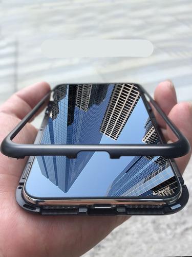 forro bumper magnético iphone 6 / 6s estuche antishock