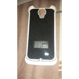 Forro Cargador Power Case Samsung S4 Blanco