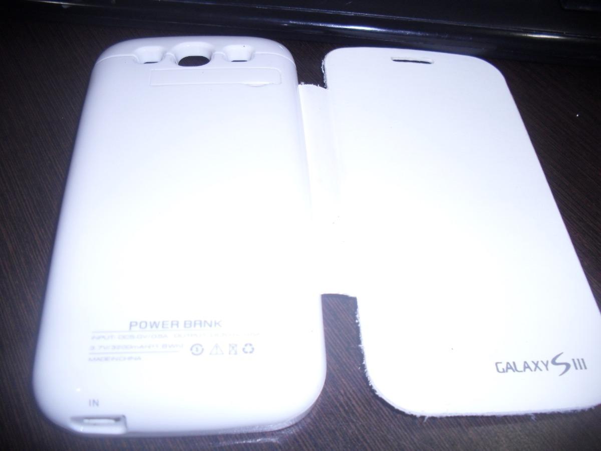 40956a99616 Forro Cargador S3 Grande - Bs. 40.000,00 en Mercado Libre