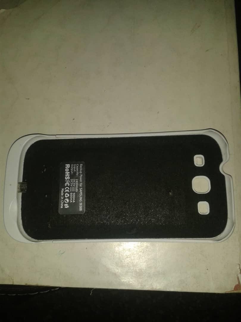 ed4117f53a3 Forro Cargador Samsung S3 Grande - Bs. 45.000,00 en Mercado Libre