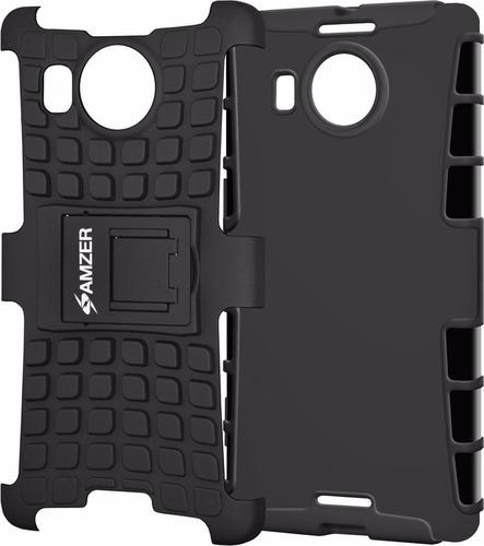 forro case antichoque microsoft nokia lumia 640 xl 950 xl