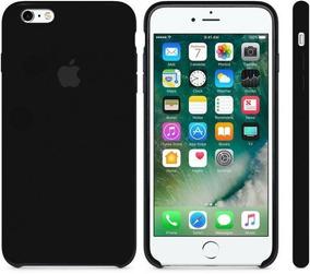 b4515ab7 Forro Case Estuche Celular iPhone 6 6g 6s Negro Original Tie