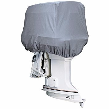 forro cobertor universal para motor fuera de borda 115-225hp