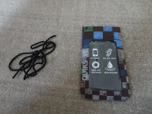 forro cover quiksilver iphone 4s ipod touch original