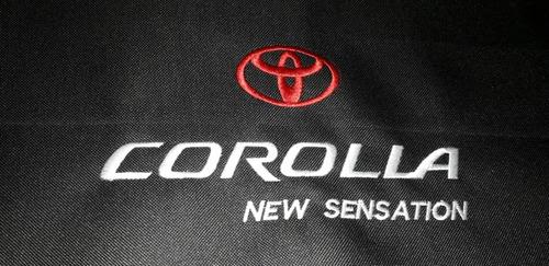 forro de asiento impermeable corolla new sensation 1.6 03 08