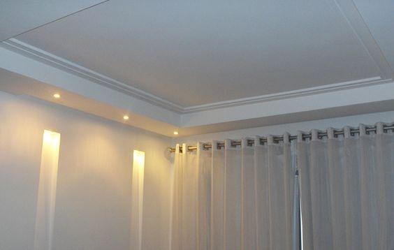42b6feb0a1e9 Forro De Drywall E Gesso - R$ 59,90 em Mercado Livre