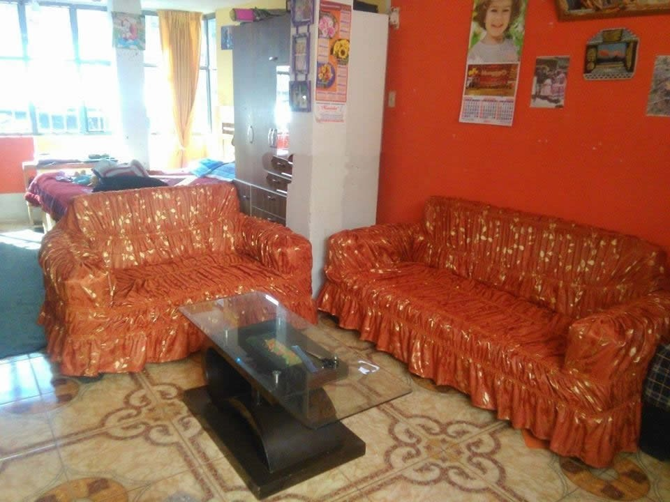 Forro De Muebles En Gamarra Forro De Muebles Para Sala S 22000