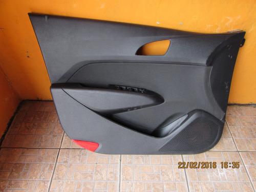 forro de porta dianteiro le hb 20 2013