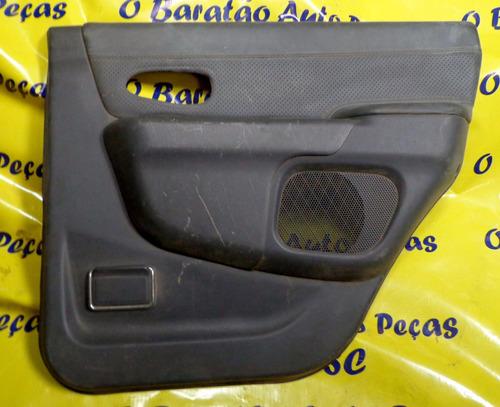 forro de porta pajero sport 99 08 painel forração tras dir
