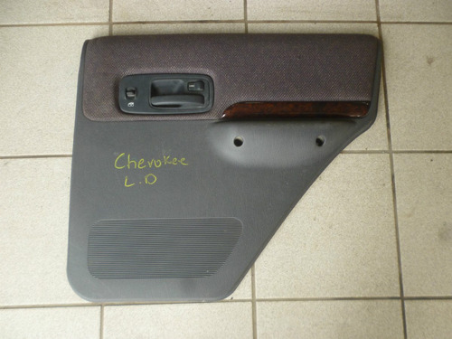 forro de porta tras direto cherokee 1996